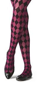 Meia calça moderna