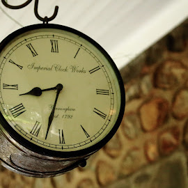 Old Clock by Ansari Joshi - Artistic Objects Other Objects ( clock, antique, object )