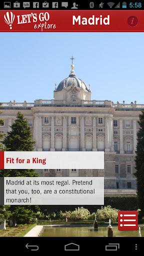 Explore Madrid