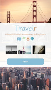 Travelr Trivia - screenshot