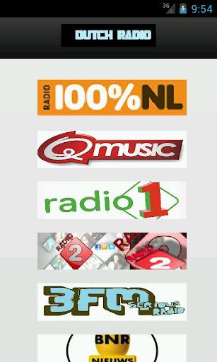 Live Dutch NL Radio
