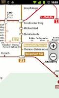 Screenshot of Munich Subway