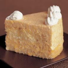 Pumpkin Mousse Cake
