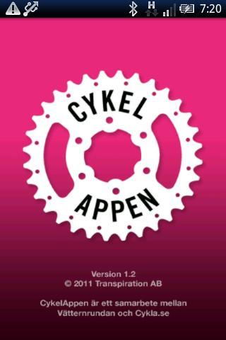 CykelAppen