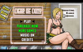 Screenshot of DERP of DUTY (Free)