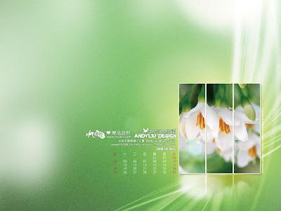 2008水映愛樂活自然桌布_05月份(May)
