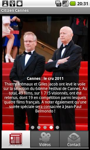 Citizen Cannes