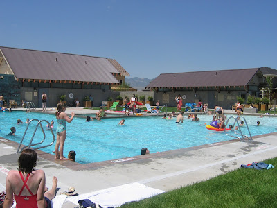 Eastlake pool
