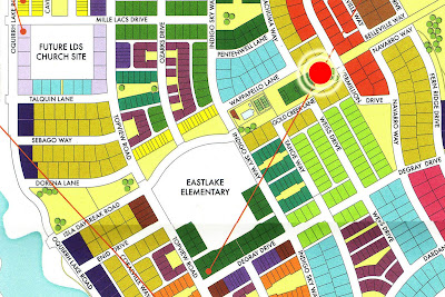 rowdy park map