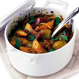 Moroccan Potato Tagine Recipes
