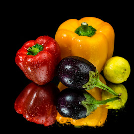 Dicey Spicy #5 by Rakesh Syal - Food & Drink Fruits & Vegetables (  )