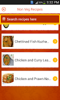 Screenshot of Indian Recipes - Free