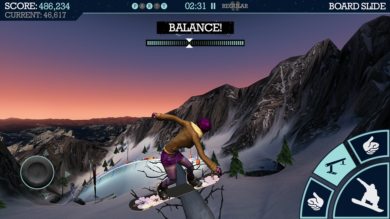 Snowboard Party Screenshot 10