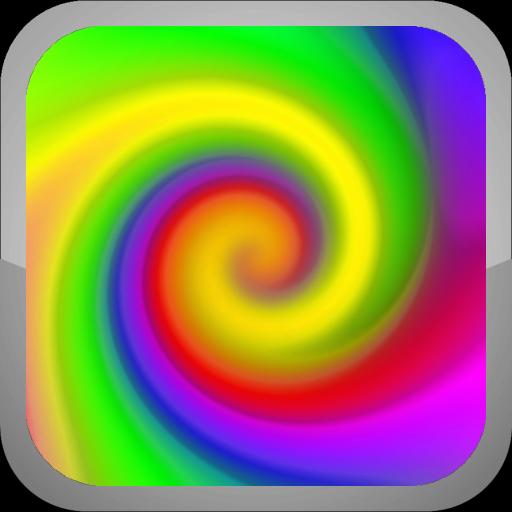 为幼儿的颜色纹波 LOGO-APP點子