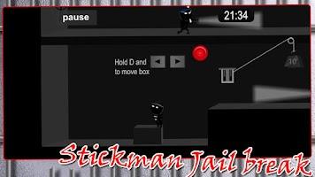 Screenshot of Stickman Jail break