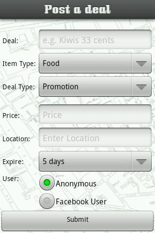 【免費購物App】Dealographer-APP點子