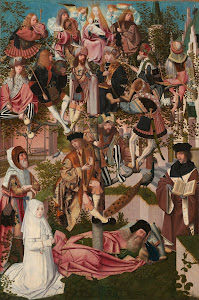 RIJKS: circle of Geertgen tot Sint Jans: The Tree of Jesse 1500