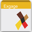 Exgage Android App icon
