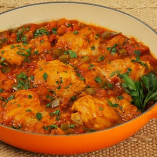 Easy Chicken Cacciatore CBC Best Recipes Ever