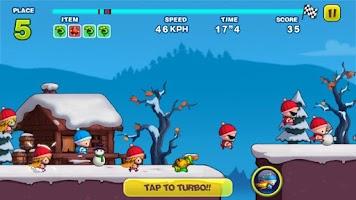 Screenshot of Turbo Kids