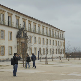 Universidade de Coimbra-Paço das Escolas by Marta Henriques - Buildings & Architecture Public & Historical ( building, tourist, university, coimbra, photo )