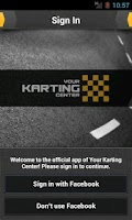Screenshot of Your Karting Center