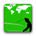 Afrikaans - Golf App icon