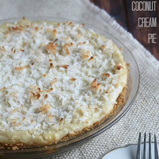 Vegan Cream Pie Coconut Cream Recipes