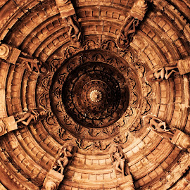 Ceilings of history by Archana Ramakrishnan - Buildings & Architecture Architectural Detail