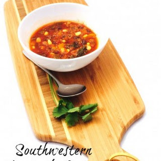 Southwestern Vegetable Quinoa Soup