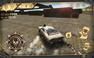 Screenshot of Muscle Car Simulator 3D 2014