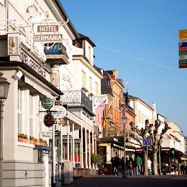 Rudesheim Shopping by Liz Childs - City,  Street & Park  Markets & Shops ( germany, shopping, rudesheim,  )