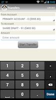 Screenshot of JDECU Mobile