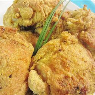 Cornmeal-Coated Chicken