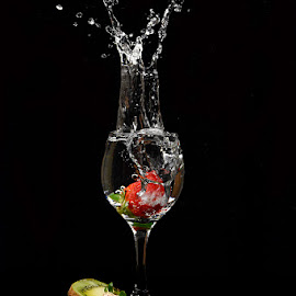 Fruit Splash by Rakesh Syal - Food & Drink Fruits & Vegetables ( Food & Beverage, meal, Eat & Drink,  )