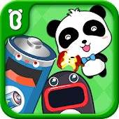 Waste Sorting - Panda Games APK for Ubuntu