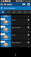 Screenshot of Noticieros Televisa
