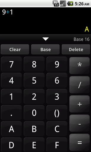 Any Base Calculator