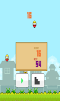 Screenshot of Floppy Fall