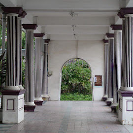 Corridor by Koh Chip Whye - Buildings & Architecture Other Exteriors (  )