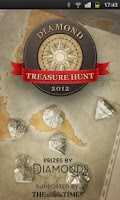Screenshot of Diamond Treasure Hunt