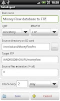 Screenshot of Data Backup Free