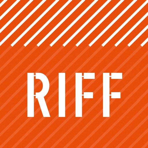 RIFF LOGO-APP點子