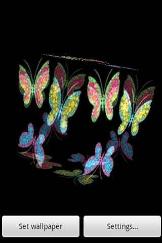 【免費體育競技App】3D舞蝴蝶2-APP點子