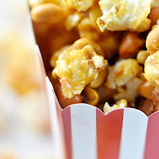 Homemade Cracker Jacks Popcorn