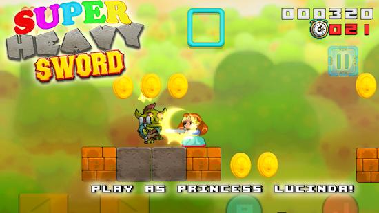 Super Heavy Sword apk screenshot