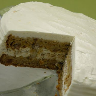 Butternut Squash Orange Spice Cake