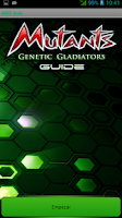 Screenshot of Mutants Genetic Gladiat. Guide