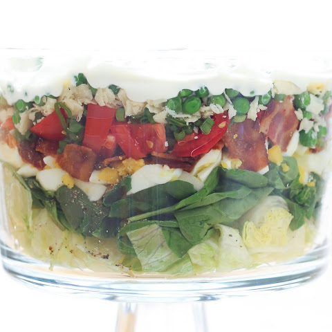 seven layer tostadas mexican layer dip basic seven layer bars recept ...