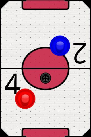 air-hockey-deluxe for android screenshot